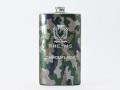 3D Sublimation Camouflaged Bottle 1